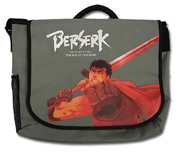 Berserk Messenger Bag - Guts Red