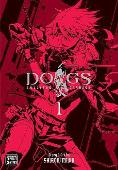 Dogs Manga Vol.   1