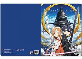 Sword Art Online Pocket File Folder - Asuna & Kazuto