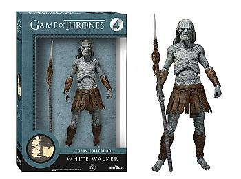 Game of Thrones Legacy Action Figure - White Walker
