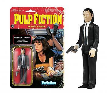 Pulp Fiction ReAction 3 3/4'' Retro Action Figure - Vincent Vega