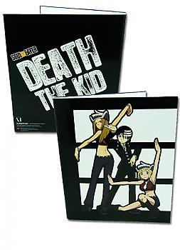 Soul Eater Binder - Death the Kid, Patty, Liz
