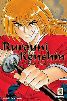 Rurouni Kenshin VizBig Manga Vol.   9