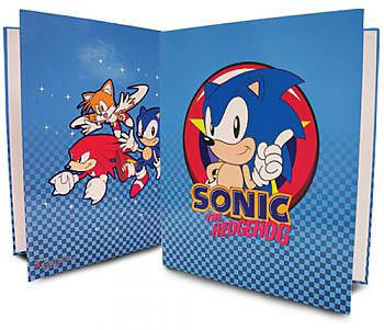 Sonic the Hedgehog Binder - Sonic and Friends