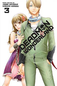 Deadman Wonderland Manga Vol.   3