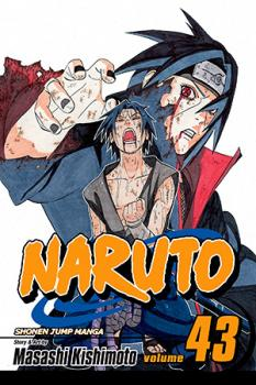 Naruto Shippuden Manga Vol.  43