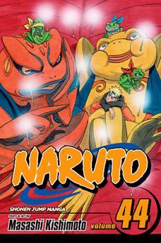 Naruto Manga Vol.  44