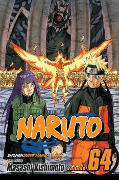 Naruto Shippuden Manga Vol.  64