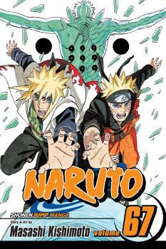 Naruto Shippuden Manga Vol.  67