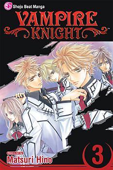 Vampire Knight Manga Vol.   3