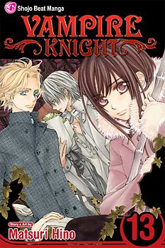 Vampire Knight Manga Vol.  13