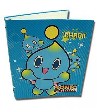 Sonic the Hedgehog Binder - Chao