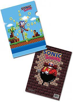 Sonic File Folder - Ooops
