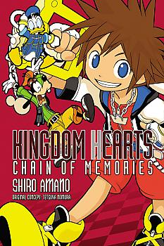 Kingdom Hearts manga - Chain of Memories