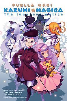 Puella Magi Kazumi Magica Manga Vol.  3: The Innocent Malice
