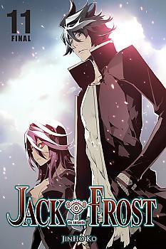 Jack Frost Manga Vol.  11
