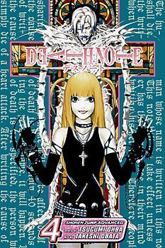 Death Note Manga Vol.   4