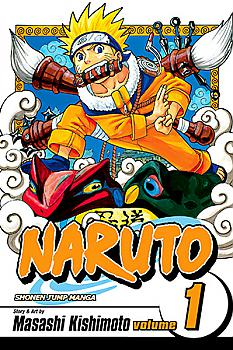 Naruto Manga Vol.   1