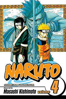 Naruto Manga Vol.   4