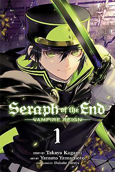 Seraph of the End Manga Vol.  1: Vampire Reign