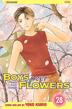 Boys Over Flowers Manga Vol.  28