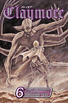 Claymore Manga Vol.   6: The Endless Gravestones