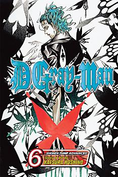D.Gray-man Manga Vol.   6: Delete