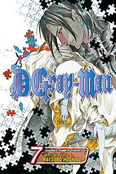 D.Gray-man Manga Vol.   7: Crossroad