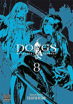 Dogs Manga Vol.   8: Bullets & Carnage