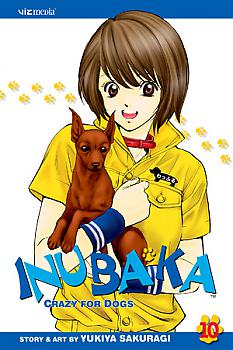 Inubaka: Crazy for Dogs Manga Vol.  10: Little Big Guy