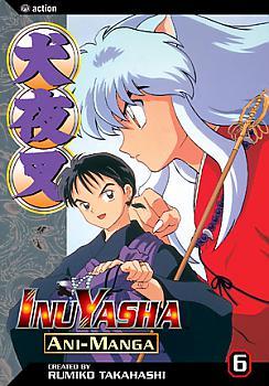 Inuyasha Ani-Manga Manga Vol.   6
