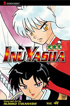 Inuyasha Manga Vol.  41: y