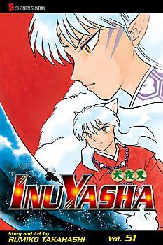 Inuyasha Manga Vol.  51: Down to the Bone