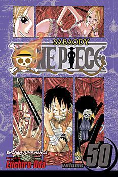 One Piece Manga Vol.  50: Arriving Again