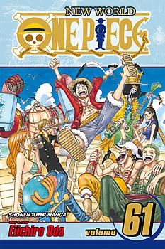 One Piece Manga Vol.  61: Romance Dawn for the New World