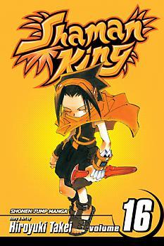 Shaman King Manga Vol.  16: Trust No One