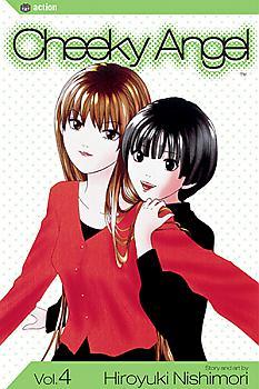 Cheeky Angel Manga Vol.   4