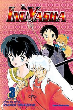 Inuyasha VIZBIG Edition Manga Vol.   3: Curtain of Time