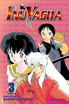 Inuyasha VIZBIG Edition Manga Vol.   3: Curtain of Time