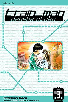 Train_Man: Densha Otoko Manga Vol.   3