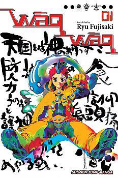 Waqwaq Manga Vol.   1: Proof of the Gods
