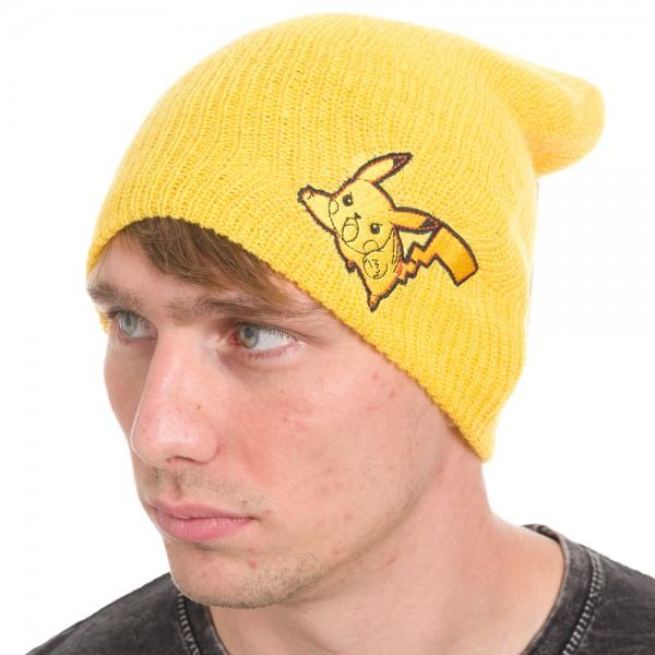 Pokemon Beanie - Pikachu Yellow Slouch  Archonia US 294eb08082b9