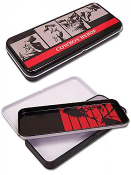 Cowboy Bebop Tin Pencil Case