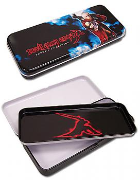 Devil May Cry 3 Tin Pencil Case - Dante
