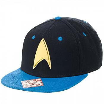 Star Trek Cap - Science Blue Snapback