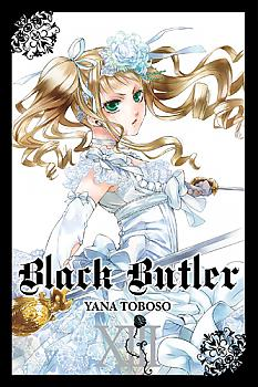 Black Butler Manga Vol.  13