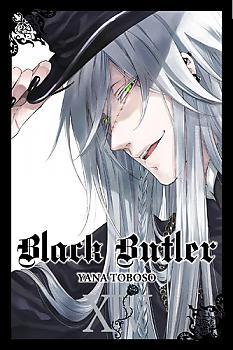 Black Butler Manga Vol.  14