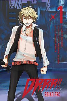 Durarara!! Saika Arc Manga Vol.   1
