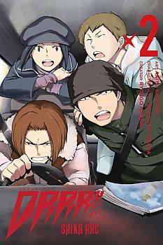 Durarara!! Saika Arc Manga Vol.   2