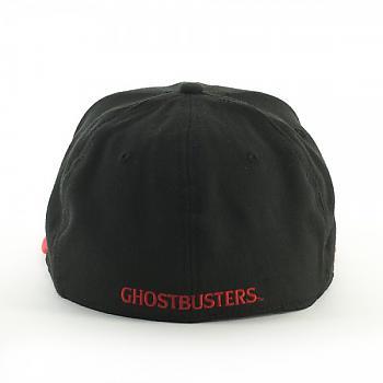 Ghostbusters Cap - No Ghost Logo Flex